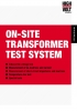2-On site transformer test systems
